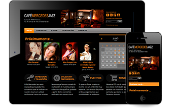 Web Café Mercedes Jazz